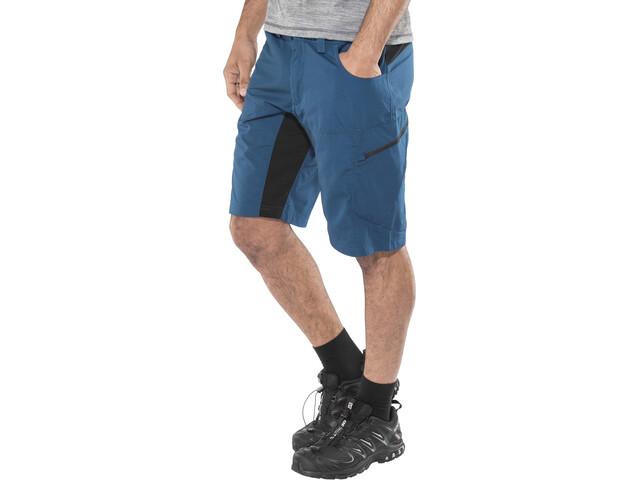 Lundhags Lykka Shorts Homme, petrol